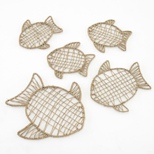 Weaving Fish Frames 5pk  medium