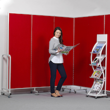 InstaWall Room Divider Panels  medium