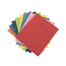 A4 32 pages 100pk Exercise Books  medium