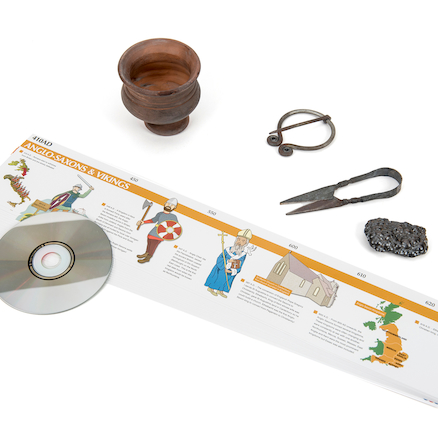 Iron Age Artefact Pack  large