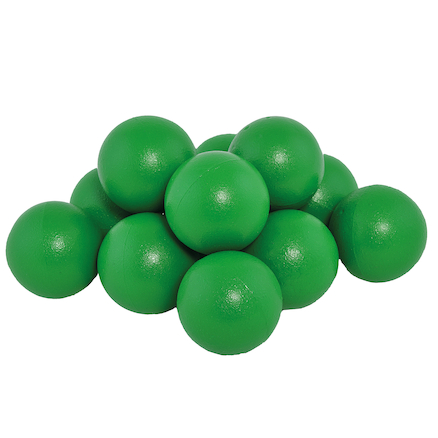 Six Colour Cannon Catch and Balls 6pk  large