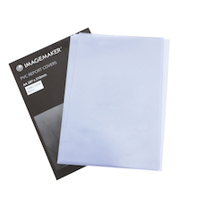 Clear Covers PVC A4 Box 100  medium