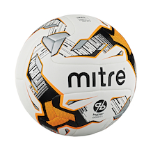 Mitre Ultimatch 18 Panel Football Size 3  medium