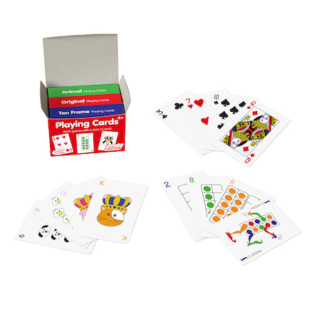 Playing Cards  large