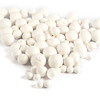 Assorted Paper Pulp Balls 100pk  small
