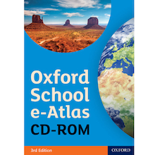 Oxford School E-Atlas  medium