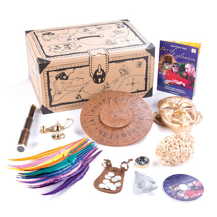 Alistair Bryce Clegg Writing Stories Explorer Box  large