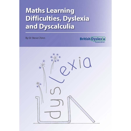 British Dyslexia Association Books  large