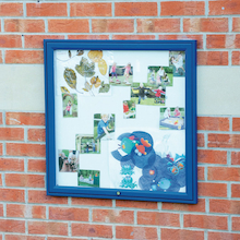 Indoor/Outdoor Display Frame  medium