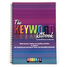 The Keyword Kitbook Multisensory Phonics Teacher Guide  medium