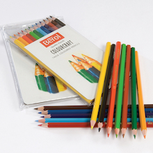 Berol Colourcraft Colouring Pencils Assorted  medium