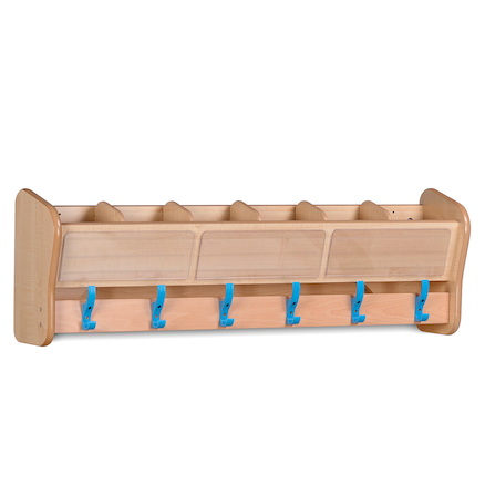 Playscapes Wall Mounted Cloakroom  large
