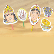 Diwali Art and Craft Activity Pack  medium