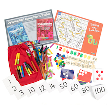 Dyscalculia Lesson Plans Kit  medium