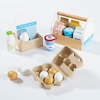 Role Play Wooden Dairy Food  small