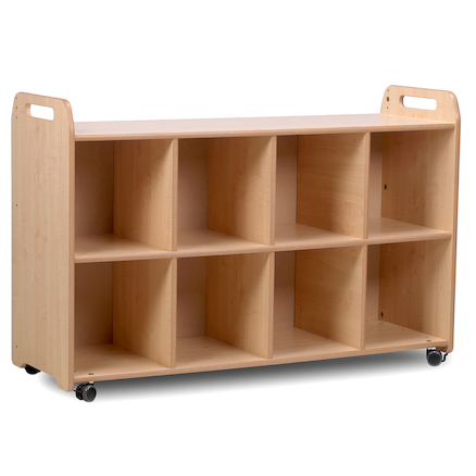 4 Column Shelf Storage Unit  large