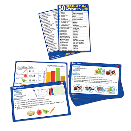 50 Graph and Chart Activities  large