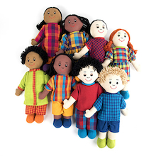 Community Cultural Diversity Dolls Multibuy  medium