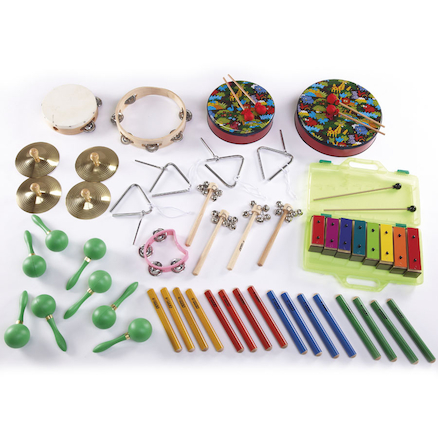 Musical Instrument Starter Set 28pcs  large