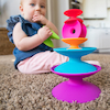 Spoolz Rubber Baby Stacking Tower  small