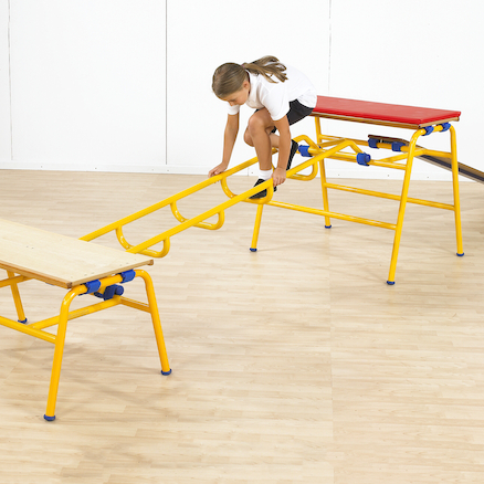 Gym Time Gymnastics Apparatus   large