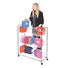 Budget Metal Lunch Box Trolley  small