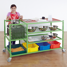 Cooking Storage Trolley  medium