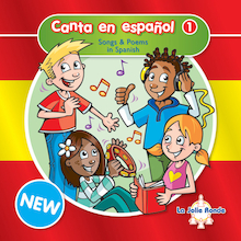 Canta En Español Spanish Songs Audio CD  medium