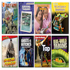 KS3 Accelerated Reader Level 4\-5 Book Pack 8pk  small