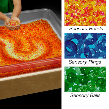Light Table Sensory Play Set  large