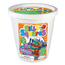 Silly Squares Super Absorbent Polymers – Class Pack  medium