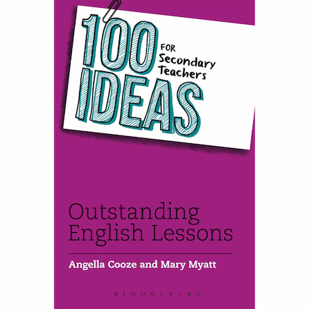 100 Ideas Outstanding English Lessons Guide  large
