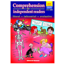 Comprehension for Independent Readers Book  medium
