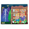 Illustrated Weather Jigsaw Puzzles Set 8pk  small