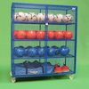 Lockable Mobile Ball Storage Cabinet H1.5 x W1.4m  small