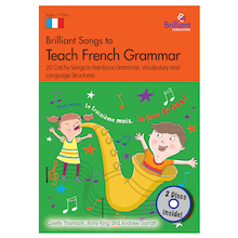 Brilliant Songs to Teach French Grammar  medium
