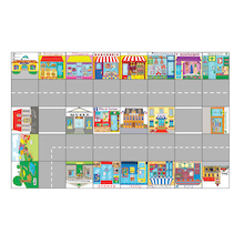 Bee-Bot® French Town Mat  medium