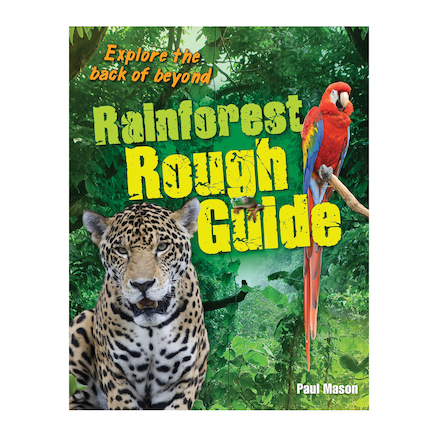 Jungle and Rainforest Books 3pk  large