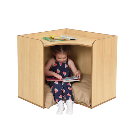 Solway Early Years Storage Corner Unit  large