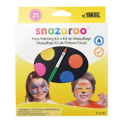 Snazaroo Unisex Face Painting Kit  large