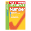 Pass Your KS3 Maths Number Revision Book  small