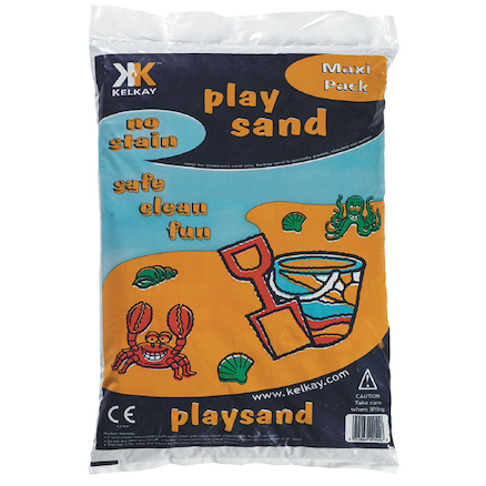15kg Bag of Play Sand  large