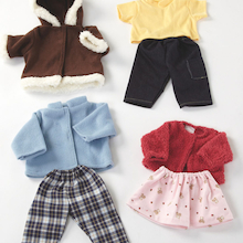 Role Play Dolls Winter Clothing Set  medium