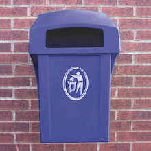 Wall Mounted Bins 26l  medium