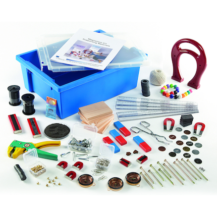 Magnetism Experiments Class Kit  large