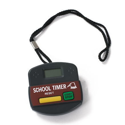 School Stopwatch Second Timer  large