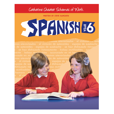 Catherine Cheater Schemes of Work for Spanish  large