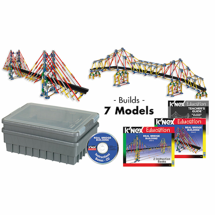 KNEX Real Bridges  large