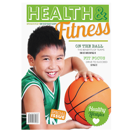 Healthy Lifestyles Book Pack  large
