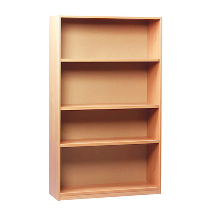Beech Bookcases  large